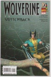 Wolverine One-Shot - Switchback #1 (VF-NM)