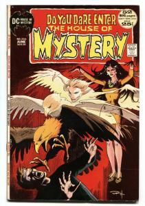 House Of Mystery #203 1972- DC Bronze Horror- Berni Wrightson