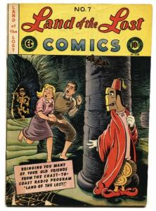 Land of the Lost #7 VG 1946-1st EC horror themed cover! Comic Book