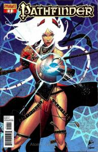 Pathfinder (Dynamite) #1A VF/NM; Dynamite | save on shipping - details inside