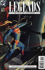 Legends of the DC Universe #2 FN; DC | save on shipping - details inside