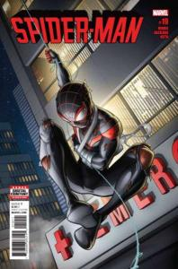 Spider-Man (2016 series) #19, NM (Stock photo)