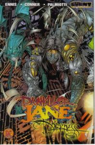 Painkiller Jane vs. The Darkness: Stripper #1D VF/NM; Event | save on shipping -