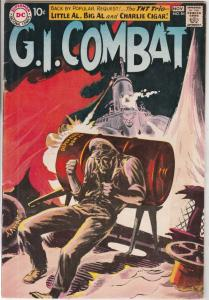 G.I. Combat #84 (Nov-60) FN+ Mid-High-Grade Big Al, Little Al and Charlie Cigar