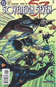Sovereign Seven #7 (Jan 1996) - writer & artist: Claremont & Turner - DC Comics