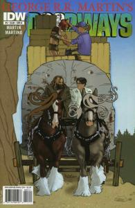 Doorways (George R.R. Martin's…) #3B VF/NM; IDW | save on shipping - details ins
