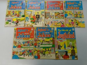 Bronze age Archie Comics Jughead Giant Sized 14 different avg 5.0 FN-