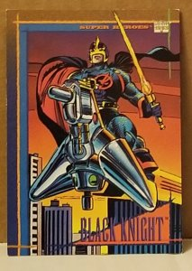 1993 Marvel Universe #91 Black Knight