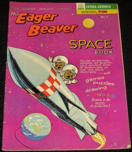 The Eager Beaver Space Book #1 (1962)