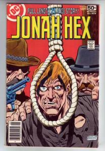Jonah Hex #16 (Sep-78) VF/NM High-Grade Jonah Hex