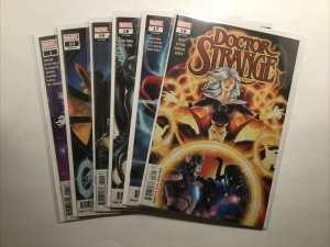 Doctor Strange 16 17 18 19 20 Annual 1 Lot Run Set Near Mint Nm Marvel