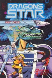 Dragon's Star #1, NM- (Stock photo)