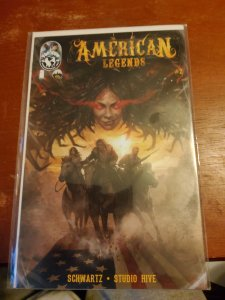 American Legends #2 (2014)