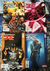 ULTIMATE X MEN (2001-2009) 50-53 Cry Wolf Vaughan