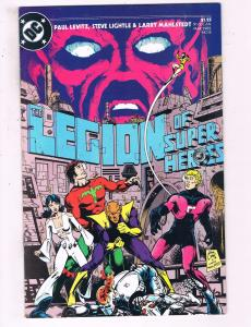 Legion Of Superheroes #8 VF DC Comics Comic Book Levitz DE16