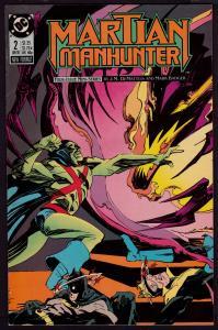 Martian Manhunter #2 (1988 Mini-Series)   9.0 VF/NM