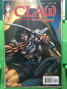 Claw: The Unconquered #3