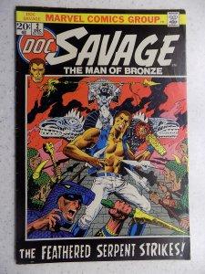 DOC SAVAGE # 2