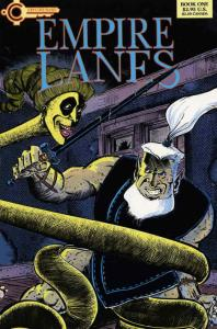 Empire Lanes (Vol. 2) TPB #1 VF/NM; Keyline | save on shipping - details inside