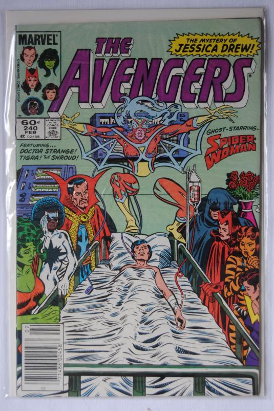 The Avengers, 240