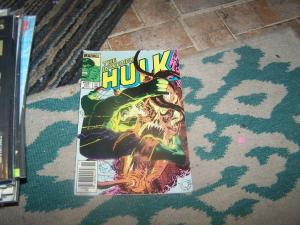 Incredible Hulk  # 301  1984 Marvel crossroads monster hulk mystical ? low grade
