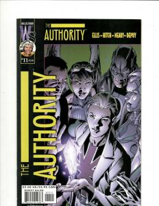 Lot of 10 Authority Comic Books #11 12 13 14 15 16 17 18 19 20 J344