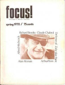 FOCUS ( 0.75 cvrpr) F TEN BEST LISTS FOR 1969,PENN,RESN