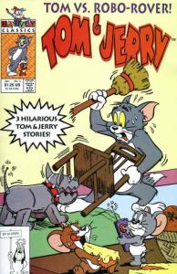 Tom And Jerry (Vol. 2) #3 VF/NM; Harvey | save on shipping - details inside