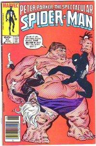 Spider-Man, Peter Parker Spectacular #91 (Jun-84) VF/NM High-Grade Spider-Man