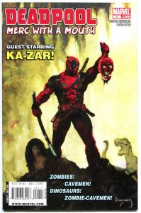 DEADPOOL Merc with a Mouth #1, VF, Suydam, Zombies, 2009, more Marvel in store