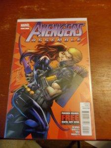 Avengers Assemble #5 (2012)
