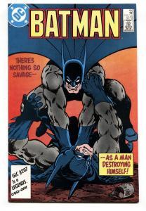 BATMAN #402-comic book 1986-DC nm-