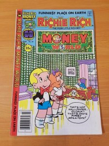 Richie Rich Money World #39 ~ VERY FINE VF ~ (1979, Harvey Comics)