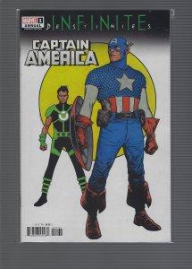 Captain America Annual #1 Variant