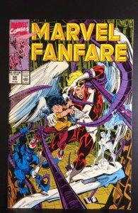 Marvel Fanfare #50 (1990)
