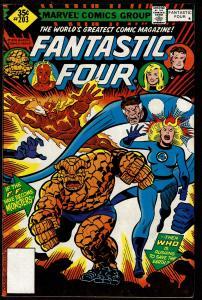 Fantastic Four #203 (Feb 1979, Marvel) 6.0 FN