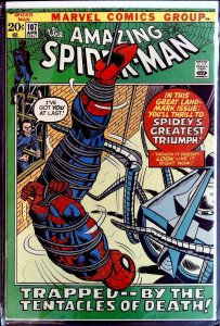 The Amazing Spider-Man #107 (1972)