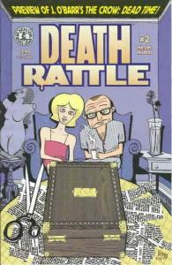 Death Rattle (Vol. 3) #2 VF/NM; Kitchen Sink | save on shipping - details inside
