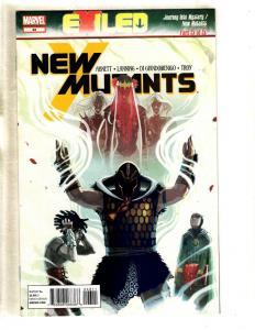 10 Marvel Comics New Mutants 43 44 45 46 47 48 49 50 Exiled 1 X-Alpha 1 CJ10