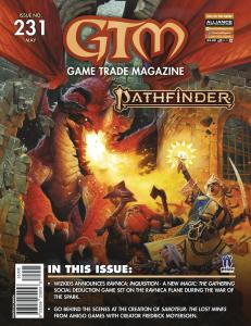 GTM Game Trade Magazine #231 (2019) New!
