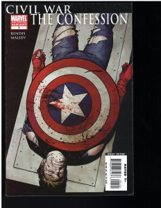 Civil War: Confession #1 (Marvel, 2007) NM