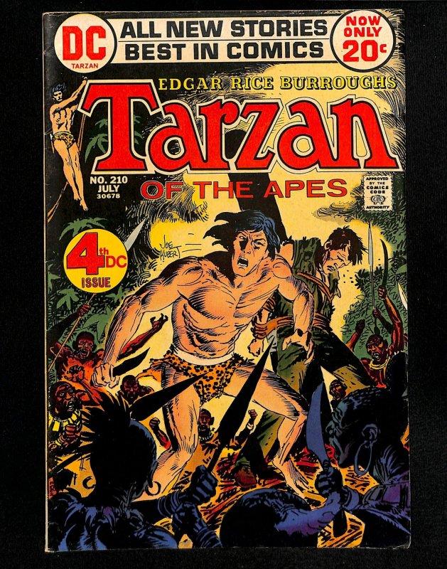 Tarzan (1972) #210