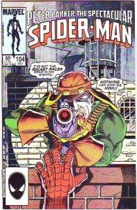 Spider-Man, Peter Parker Spectacular #104 (Jul-85) NM/NM- High-Grade Spider-Man