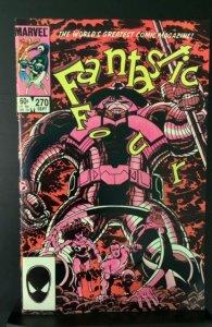 Fantastic Four #270 (1984)