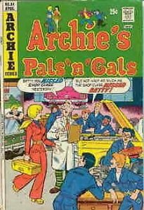 Archie's Pals 'n Gals #84 VG; Archie   low grade comic - save on shipping - deta