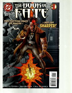 Lot of 13 DC Comic Book The Book of Fate # 1 2 3 3 4 5 6 7 8 9 10 11 12 GK56