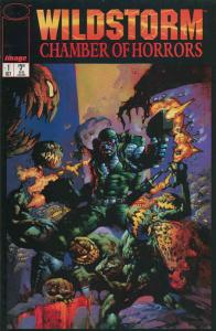 WildStorm Chamber of Horrors #1 VF/NM; Image | save on shipping - details inside