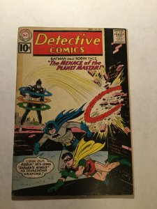 Detective Comics 296 Very Good Vg 4.0 Tape Dc Comics
