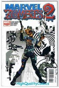 MARVEL ZOMBIES 2 #4, VF, Arthur Suydam, Kirkman, 2007, more MZ in store