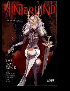Hinterkind Vol. # 3 THE HOT ZONE Vertigo Comic Book TPB Graphic Novel J400